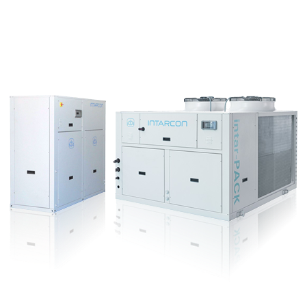 Refrigeration plants