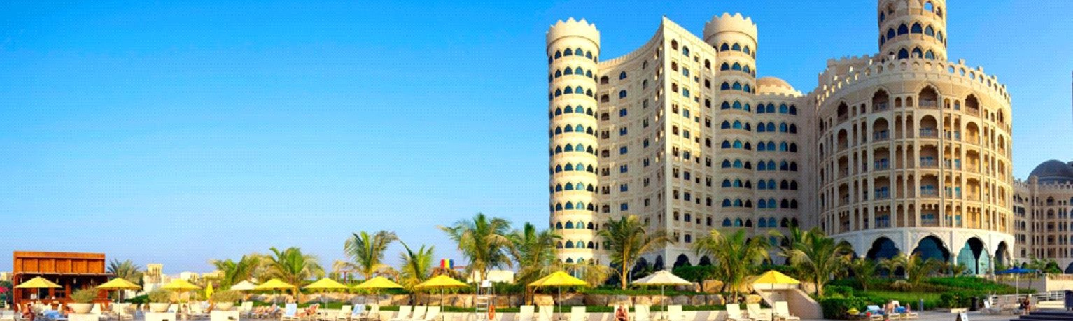 Al Hamra Palace Hotel History