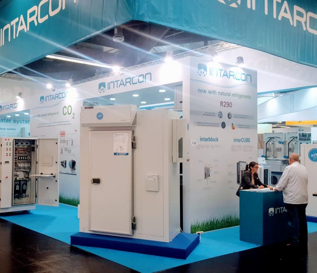 INTARCON at Chillventa 2018