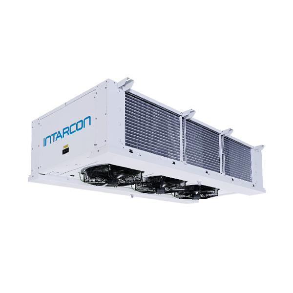 Evaporador plafón de doble flujo industrial INTARCON