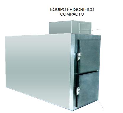 FOTO: Sala de preparación, tanatopraxia o tanatosestética - camaras frigorificas compatibles para cadaveres