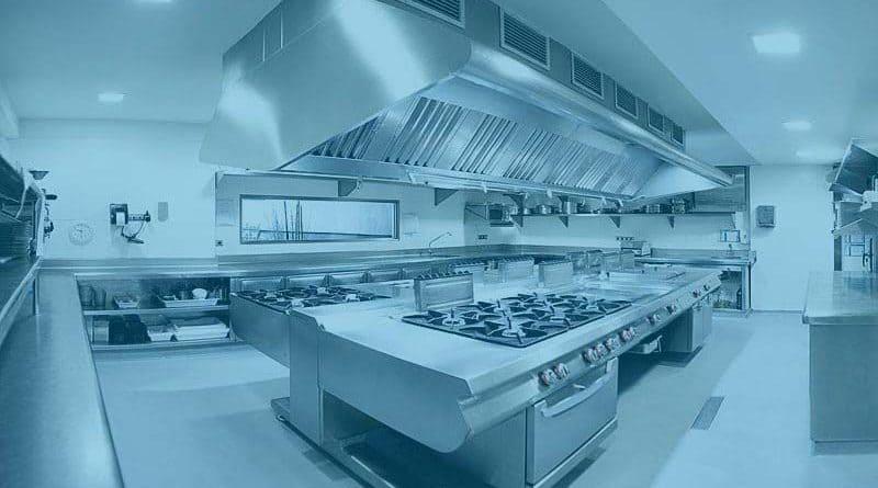 Refrigeración cocina industrial INTARCON