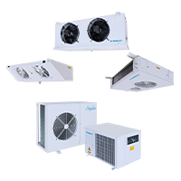 Commercial split systems INTARCON