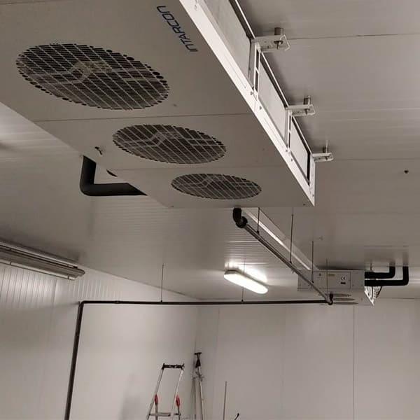 Evaporador R290 Granja Consell