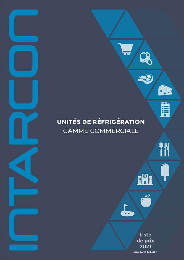 Catalogue commercial LP INTARCON