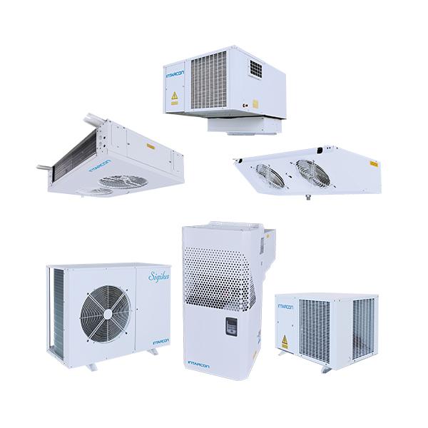 Equipos para cámaras frigoríficas INTARCON