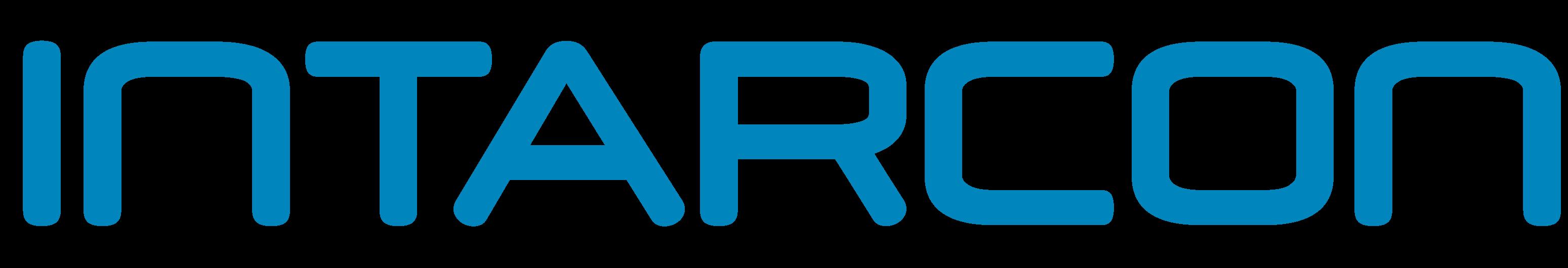 Logo Intarcon Azul