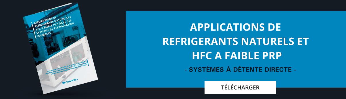 Applications de réfrigérants naturels